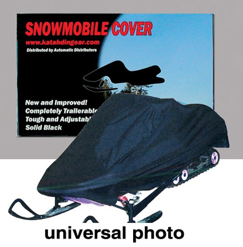 UNIVERSAL COVER ARCTIC CAT COUGAR W/ACCESSORIES (OPT H.W./2UP SEAT) 1995-1998